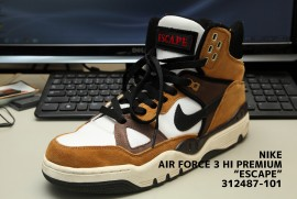 nike air force 3 premium 312487-101