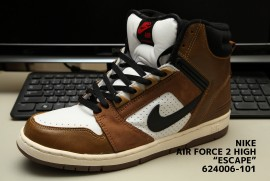 NIKE AIR FORCE 2 HI ESCAPE 624006-101