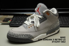 NIKE AIR JORDAN 3 RETRO LS 315297-062