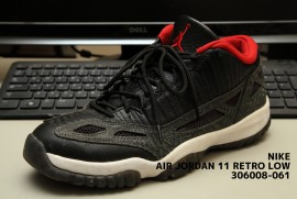 NIKE AIR JORDAN 11 RETRO LOW 306008-061