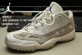 NIKE AIR JORDAN 11 RETRO LOW 306008-142
