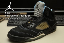 NIKE AIR JORDAN 5 RETRO LS 314259-041