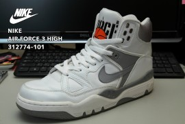NIKE AIR FORCE 3 HIGH 312774-101