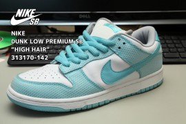 NIKE DUNK LOW PREMIUM SB HIGH HAIR 313170-142