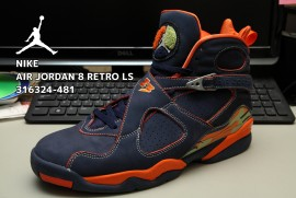 NIKE AIR JORDAN 8 RETRO LS 316324-481