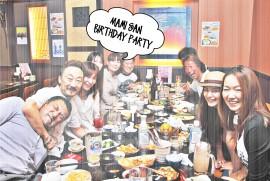2014 6 18 MAMI'S BIRTHDAY PARTY