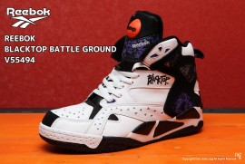 REEBOK BLACKTOP BATTLE GROUND V55494