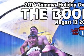2014 8 13 SUMMER HOLIDAY DAY1 THE BOON