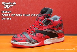 REEBOK COURT VICTORY PUMP V61566 STASH