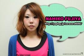NAMIKO FUJIYA