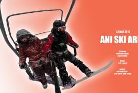2015 3 23 ANI SKI AREA (平成27年3月23日 秋田県 北秋田市 森吉山 阿仁スキー場)