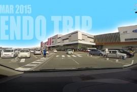 2015 3 30 TENDO TRIP