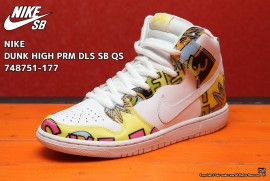 NIKE DUNK HIGH PRM DLS SB QS 748751-177