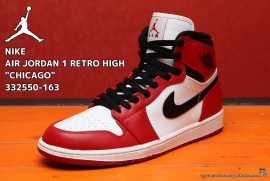 NIKE AIR JORDAN 1 RETRO HIGH 332550-163