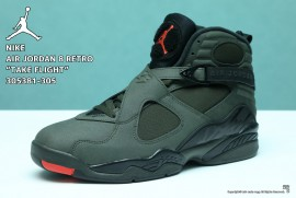 NIKE AIR JORDAN 8 RETRO TAKE FLIGHT 305381-305