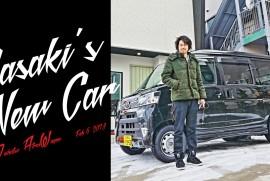 2018 2 6 SASAKI NEW CAR