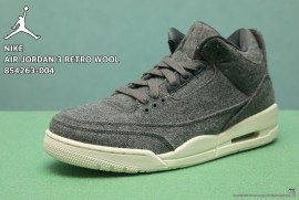 NIKE AIR JORDAN 3 RETRO WOOL 854263-004