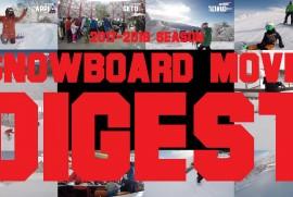2017-2018 SNOWBOARD DIGEST MOVIE