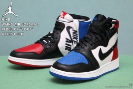 NIKE WMNS AIR JORDAN 1 REBEL XX  AT4151-001