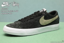 NIKE SB ZOOM BLAZER LOW BQ6449-001
