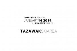 2019 1 14 TAZAWAKO SKI AREA TRAILER 秋田県 仙北市 たざわ湖スキー場