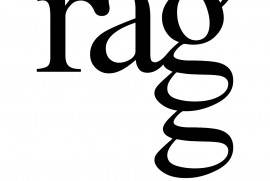 ragg logo black