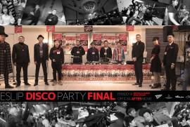 2019 2 3 TIMESLIP DISCO PARTY FINAL (タイムスリップディスコパーティー @センティールラセゾン千秋公園 秋田 秋田市 ディスコ)