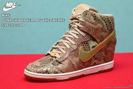 NIKE DUNK SKY HI YEAR OF THE SNEAKE 598217-200