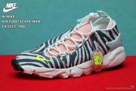 W NIKE AIR FOOTSCAPE NXN CK3321-100