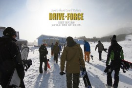 2020 1 20-21 DRIVE FORCE SNOW TRIP 2020 @APPI (岩手県 八幡平市 安比高原スキー場)