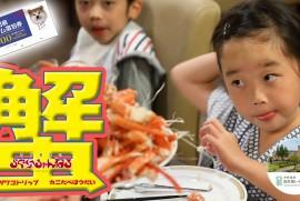田沢湖旅行 前編 (令和2年8月17日 田沢湖レイクリゾート  カニ食べ放題)