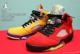 NIKE AIR JORDAN 5 RETRO SE (WHAT THE) CZ5725-700