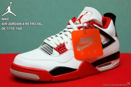 NIKE AIR JORDAN 4 RETRO OG DC7770-160