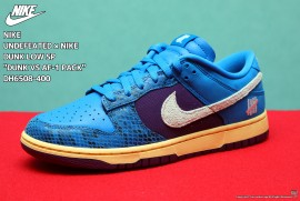 NIKE UNDEFEATED × NIKE DUNK LOW SP DH6508-400
